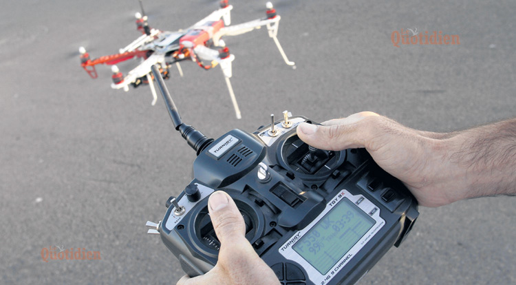 drone-commandes