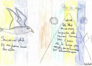 Réalisé par Mathilde, CM2, école Palmiste Rouge