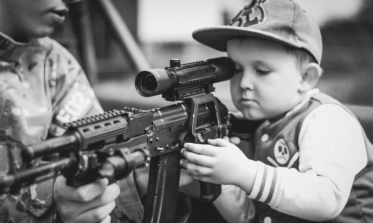 arme Enfant
