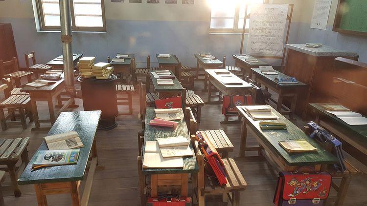 école classe