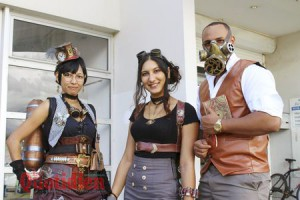 steampunk metamorphosis cosplay QJ