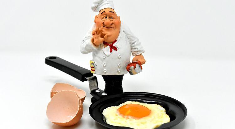 cuisine oeufs