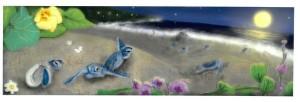 kelonia aimy fresque