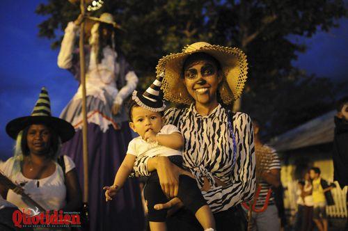 festikal défilé front de mer saint-paul
