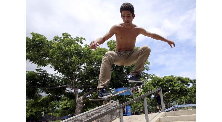 skate parc championnat skate et roller
