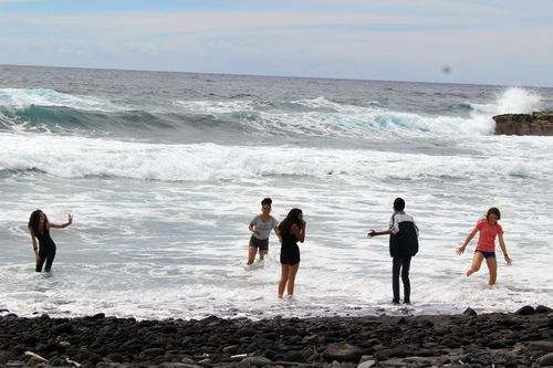 trois bassins hawai