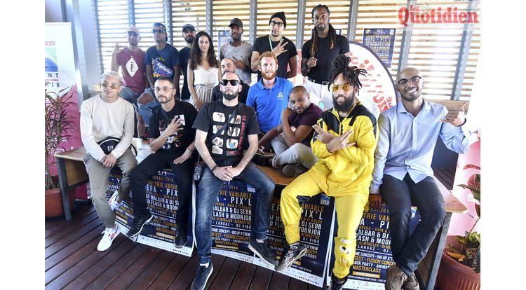 hip hop big up