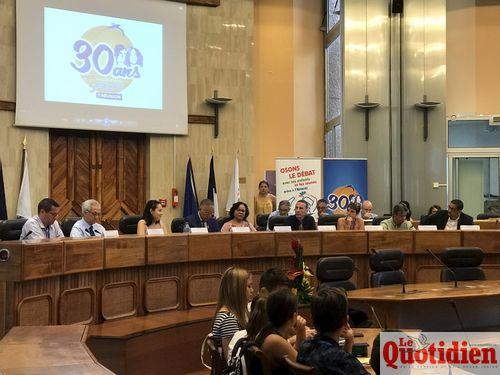 30 ans anniversaire conseil departemental des jeunes