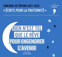 Affiche LDH EF 2021-2022